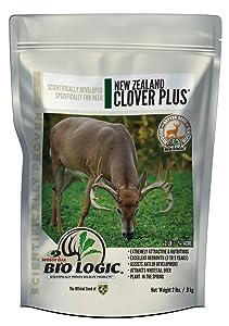 BioLogic New Zealand Clover Plus Chicory Perrenial Food Plot Seed