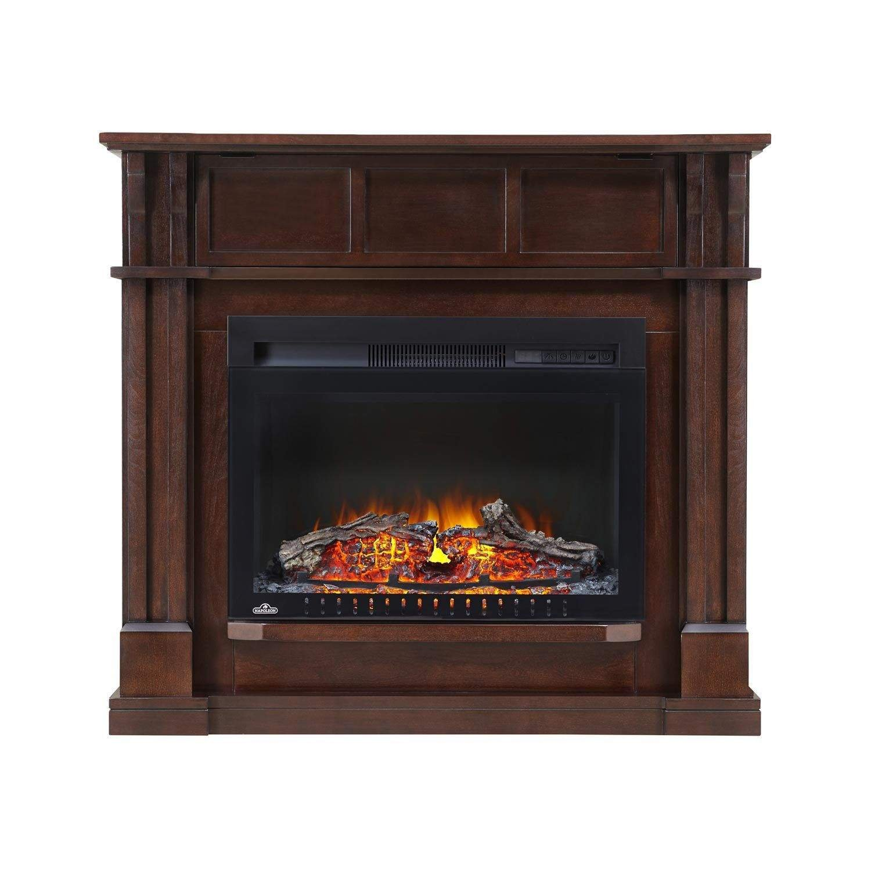 Enjoyable Amazon Com Napoleon Bailey Electric Fireplace Mantel Download Free Architecture Designs Rallybritishbridgeorg