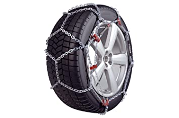 Amazon Com Konig Xb 16 247 Snow Chains Set Of 2 Automotive