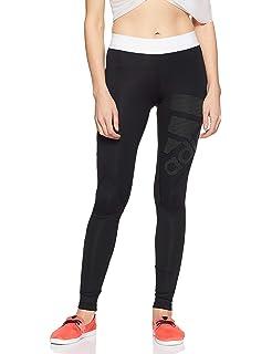 1e399e06 adidas Damen Techfit Long Logo Tights: Amazon.de: Bekleidung