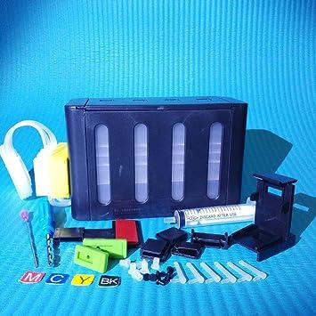 Ciss DIY Kit Compatible para HP711 T120 520 122 1510 802 ...