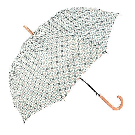 Gotta Parapluie long femme résistant au vent - Ouverture automatique Motifs verts Paraguas clásico, 90