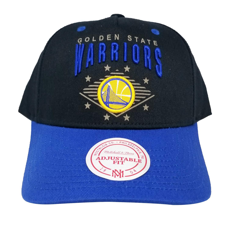 Mitchell /& Ness NBA Floater Snapback Warriors BH78AM