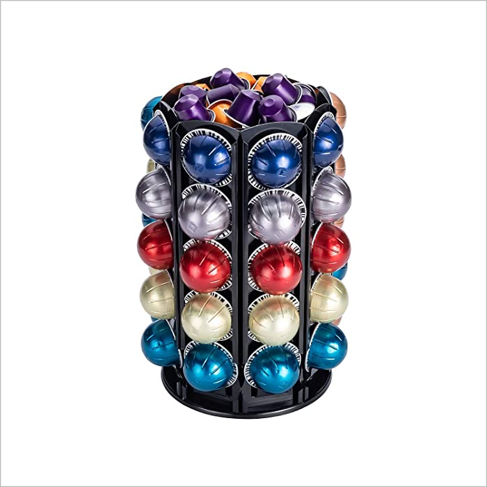 Top 10 Nifty Nespresso Capsule Carousel In Chrome