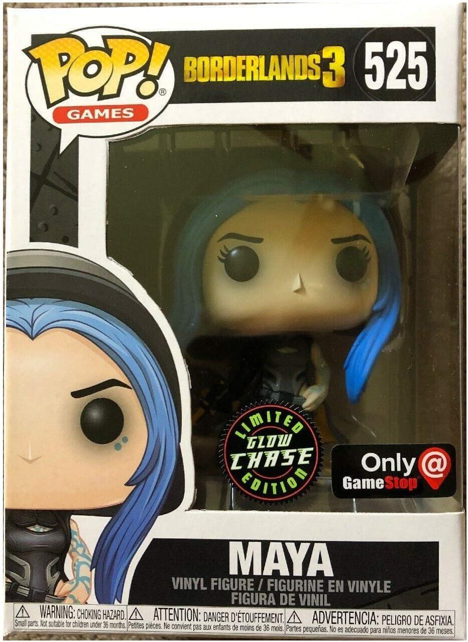 Vinyl Maya Pop Borderlands FunKo Free Shipping!