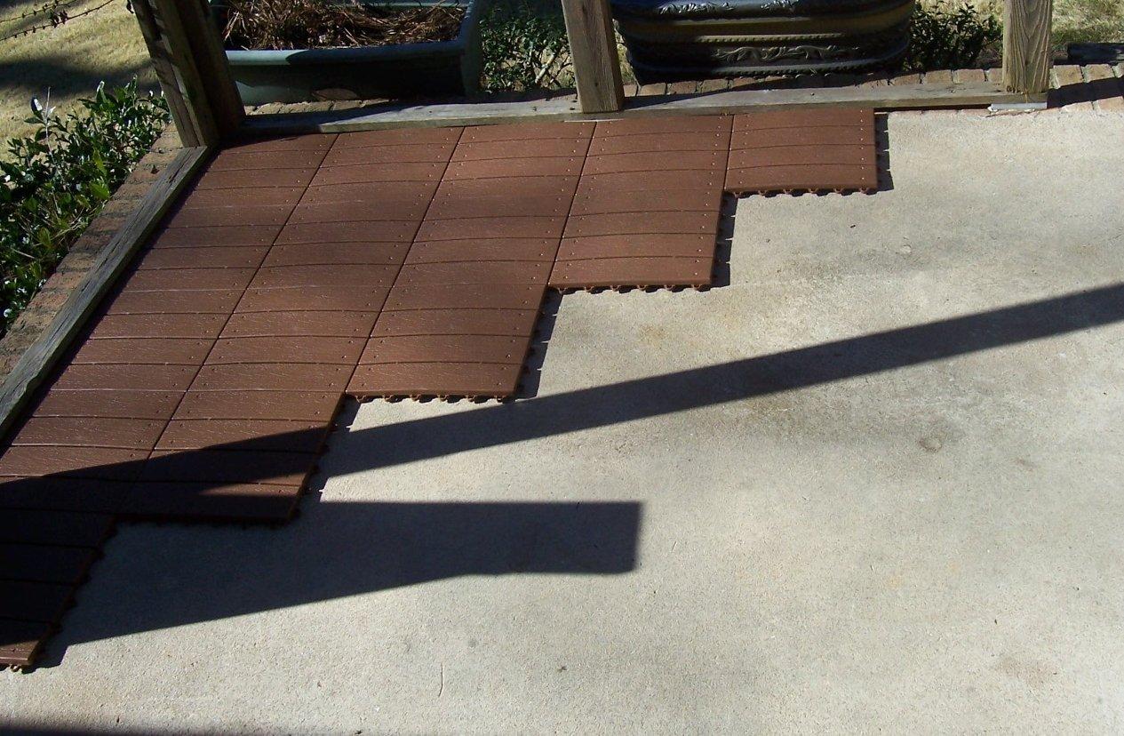 Outdoor vinyl flooring for Exterior linoleum flooring