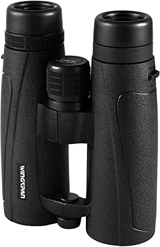 Wingspan Optics CrystalView UltraHD 8X42 – ED Glass Binoculars for Bird Watching for Adults – Extra Wide Field of View, Close Focus, Phase Correction Coating for the Ultimate in Clarity and Brightness
