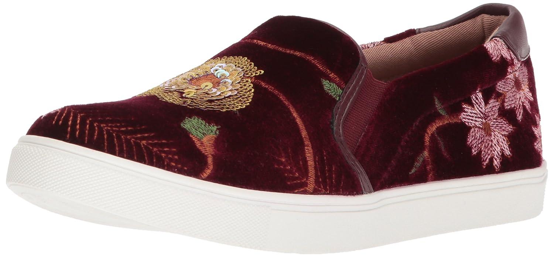 STEVEN by Steve Madden Women's Tatum Sneaker B0744R5HTJ 9 B(M) US|Burgundy Multi