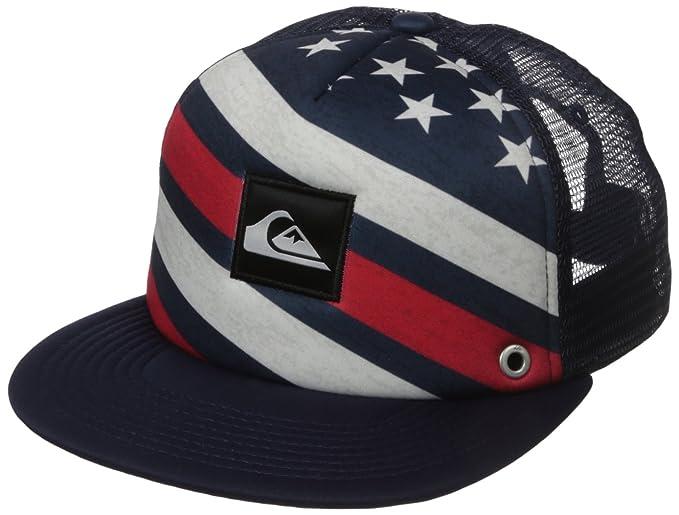 01095b98e07 Amazon.com  Quiksilver Men s Boardies Trucker Hat
