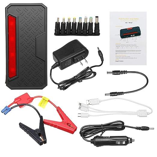 Cargador de batería de emergencia de 12 V y 68800 mAh para ...