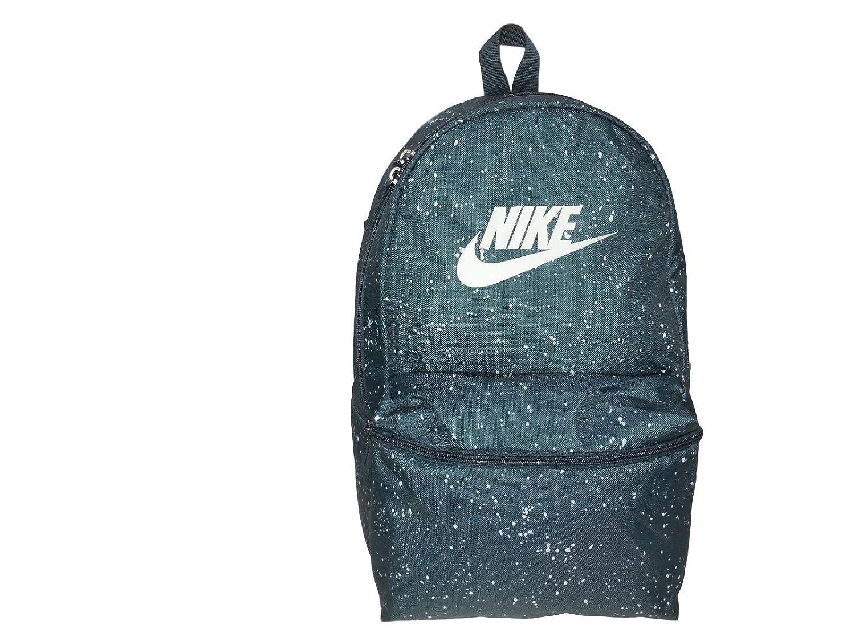 Nike Heritage Rucksack Backpack Green  Amazon.co.uk  Sports   Outdoors 9cbfd2a9cdf84