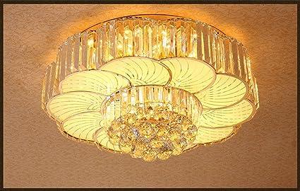 LED Modern Atmospheric Luxury Living Room Dormitorio ...