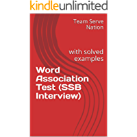 Word Association Test (SSB Interview): with solved examples