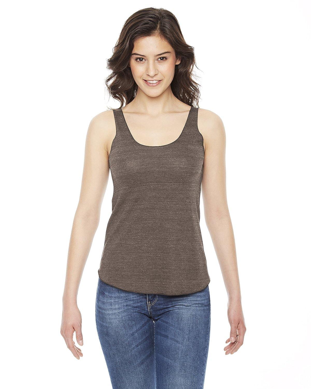 7a091dddcaa Amazon.com  American Apparel Women s Tri-Blend Racerback Tank Shirt   Clothing