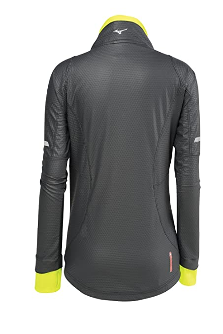 e7c3cceff238 Amazon.com   Mizuno Running Women s Static Breath Thermo Softshell ...