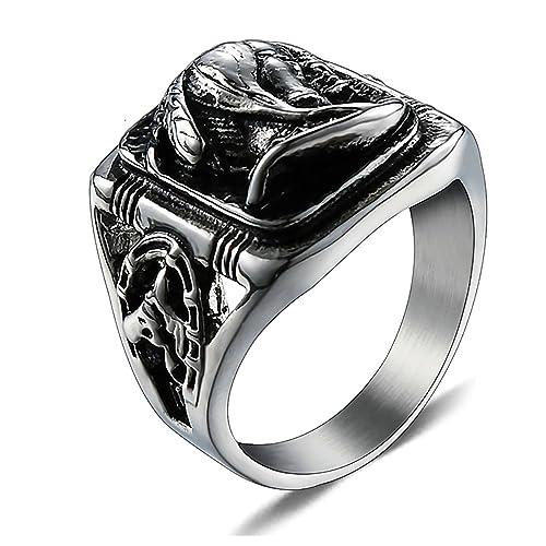 TamaСЂС–РІВ±o anillos hombre