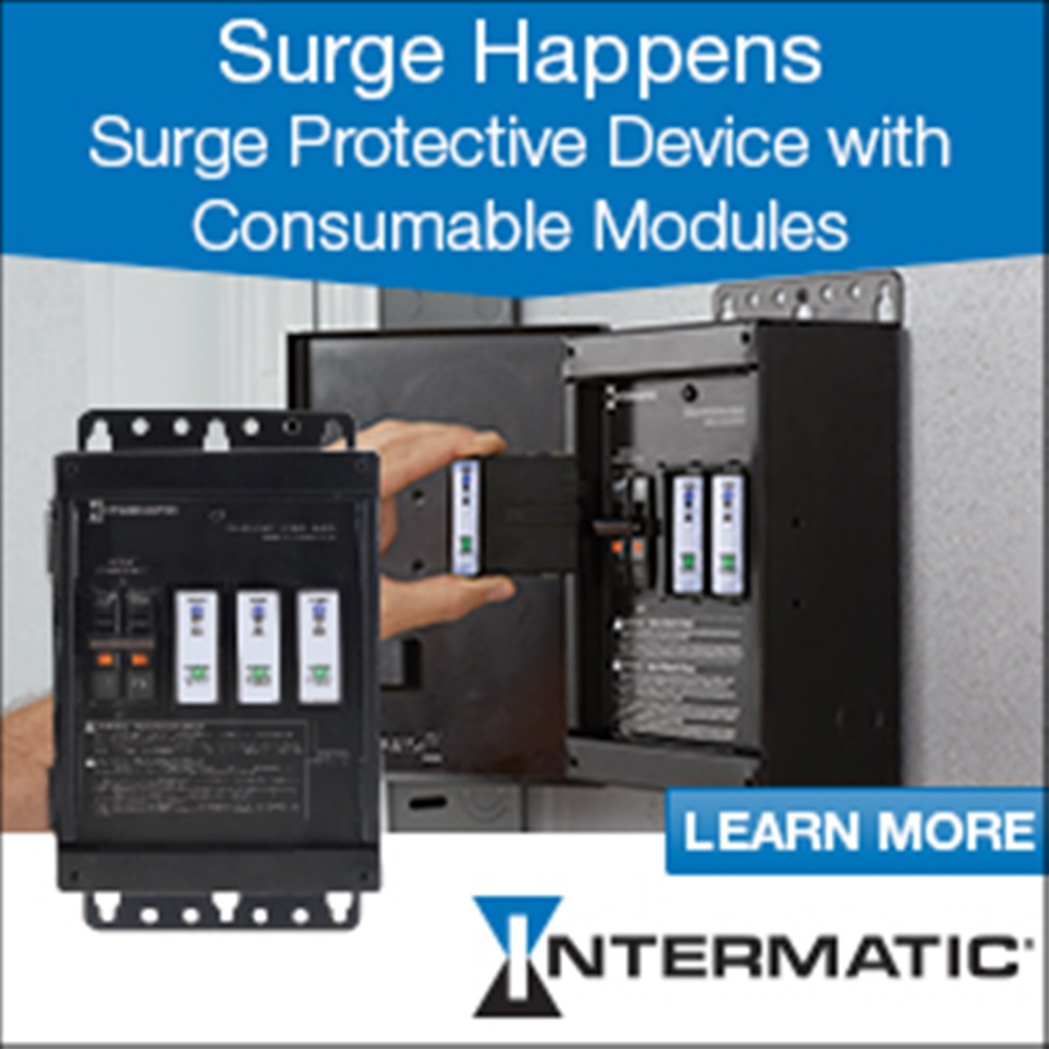 Intermatic Smart Guard Ig2240 Imsk Whole Home Surge Electronic Appliance Protector Improvement