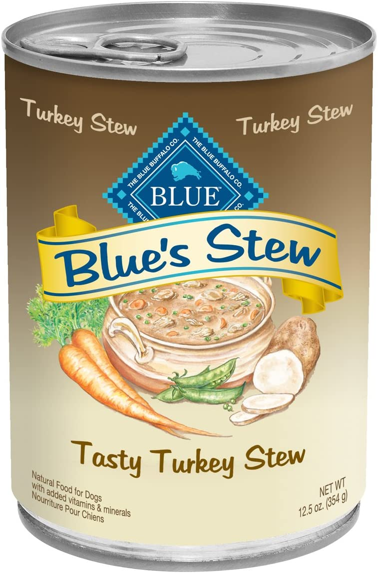Blue Buffalo Stew For Dogs