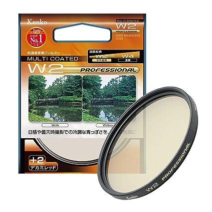Kenko 49mm W2 Professional Multi-Coated Camera Lens Filters