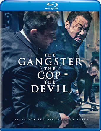 the gangsta the cop the devil