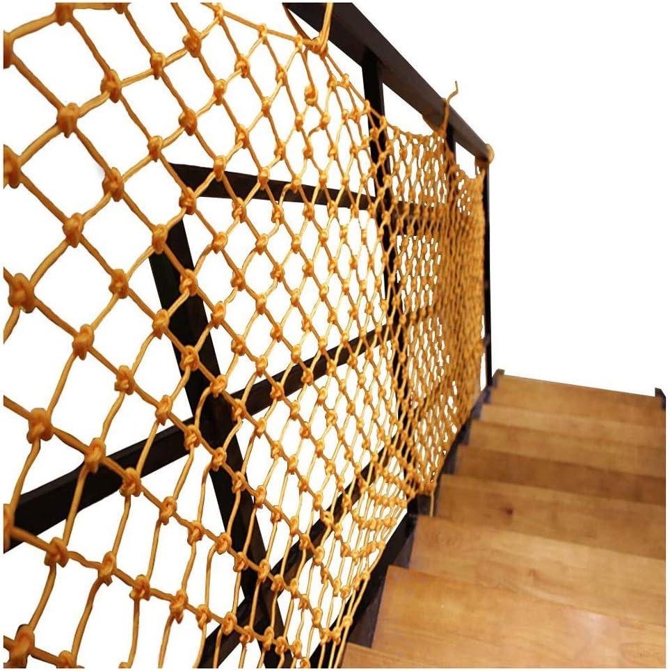 Filet de s/écurit/é filet d/écoratif Protection for animaux de compagnie for enfants Filet ext/érieur Escalade Balcon Filet de protection Int/érieur plafond D/écoration Net Photo murale Filet de chat Filet