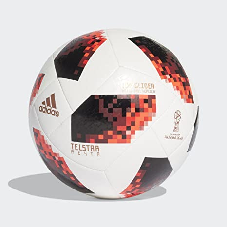 1c878ea4fb314 PALLONE FIFA WORLD CUP KNOCKOUT TOP GLIDER REPLICA CW4684  Amazon.es ...