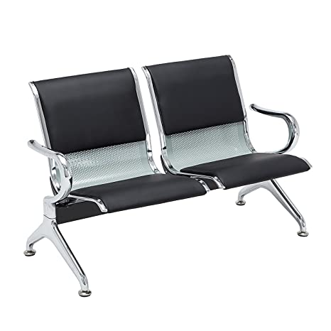 Amazon.com : Sliverylake Waiting Chair for Business ...
