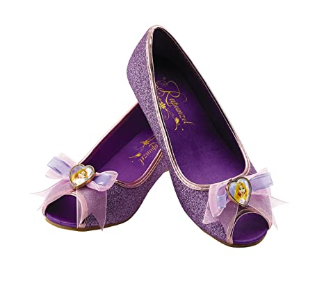 81aba276b4d2 Amazon.com  Rapunzel Disney Princess Tangled Prestige Shoes