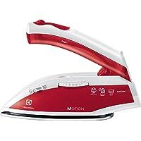 Electrolux EDBT800 Reisebügeleisen - Bügeleisen, Rot/Weiß