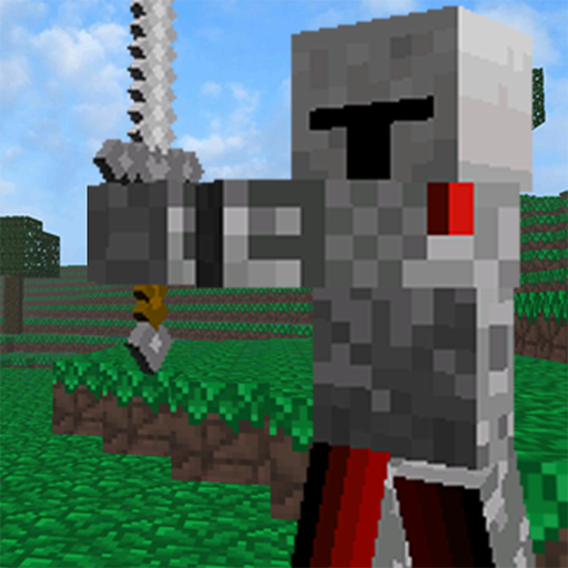 Block Warfare: Medieval Combat FREE (The Best Minecraft Games Ever)