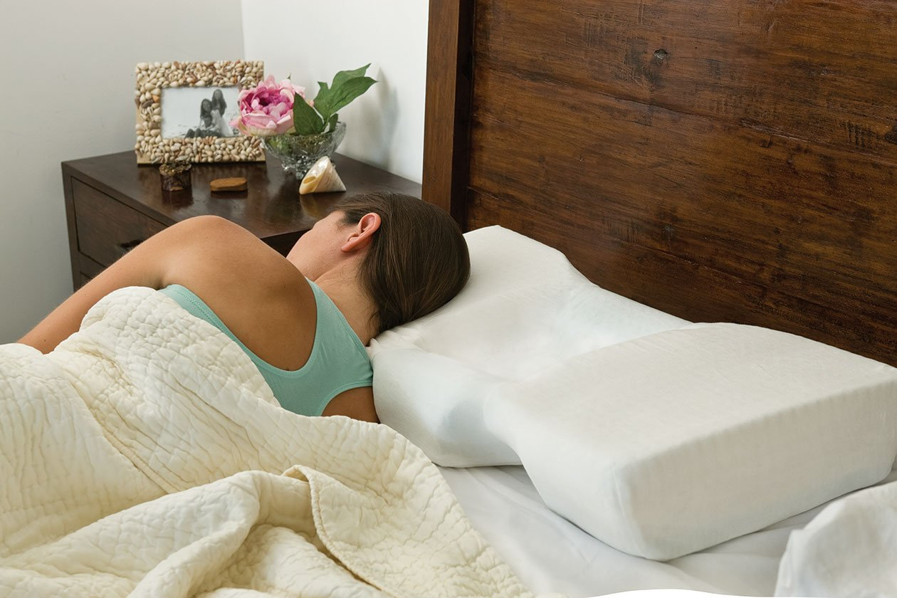 The Best Therapeutic Cervical Pillow for Neck Pain   PILLO1   Size Small