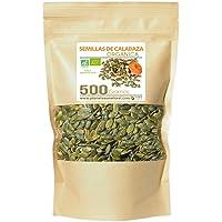 Semillas de Calabaza Orgánicas - 500g - Curcubita