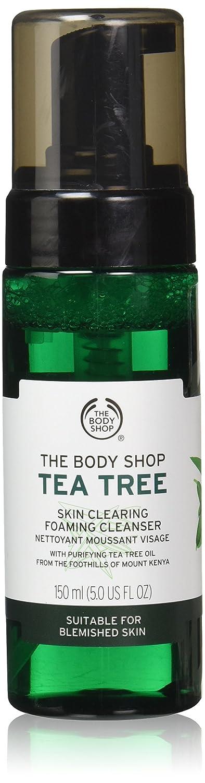 The Body Shop Tea Tree Foaming Cleanser 150ml 1088406