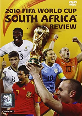 713c3b7c3 The Official 2010 FIFA World Cup South Africa Review DVD  Amazon.co ...
