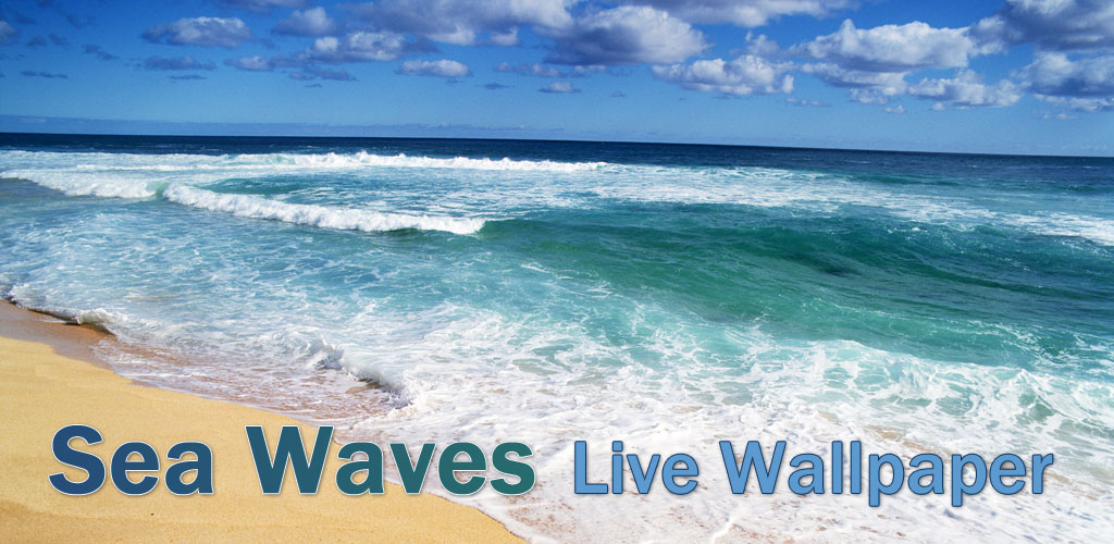 Amazon Sea Waves Live Wallpaper Appstore For Android