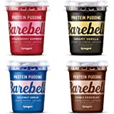 Barebells Protein Pudding 20g Protein (200g) (Mixed, 4)