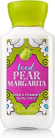 Bath & Body Works helado pera Margarita cuerpo loción 3 oz/88 ml (Reino Unido): Amazon.es: Belleza