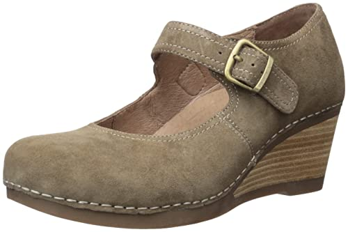 b676c20fd2d5 Dansko Women s Sandra Mary Jane Flat  Amazon.co.uk  Shoes   Bags