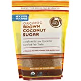 Big Tree Farms Organic Brown Coconut Palm Sugar, 2 Pounds (Pack of 2)