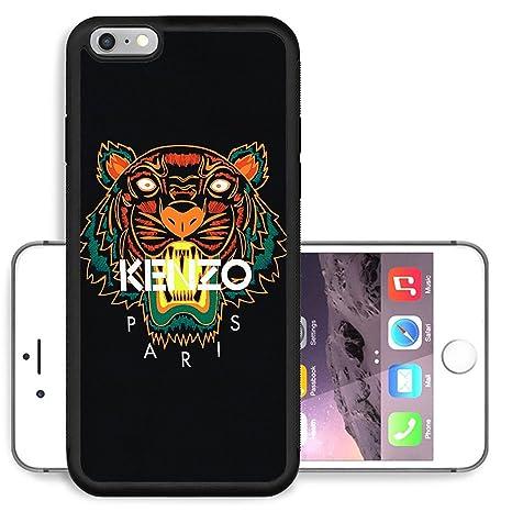 TawandaCotest Kenzo Paris Coque, Kenzo Logo Soft Rubber Phone Case Coque  for Apple iPhone 6 053904a8d11