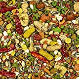 Kaytee Fiesta Fortified Bird Food for Parrots, 25-Pound