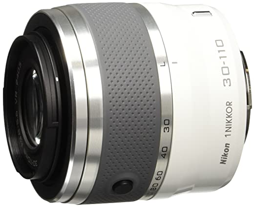 57 opinioni per Nikon 1 Obiettivo Nikkor VR 30-110mm f/3.8-5.6 Bianco