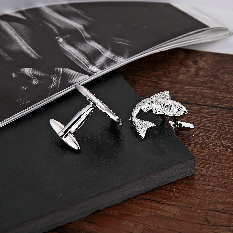 Amazon.com: Beydodo Business Gift for Birthday Cufflinks ...