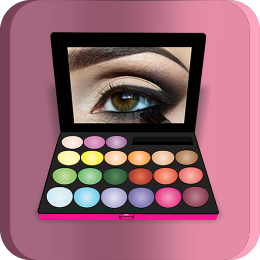 Eye makeup: ideas and step by step lessons