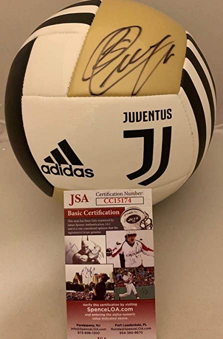 2fb5b7a4b Sebastian Giovinco signed Adidas Juventus Soccer Ball Italy autographed -  JSA Certified - Autographed Soccer Balls