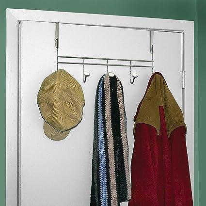 5 perchero para la puerta accesorio de: crear espacio para colgar toallas o ropa
