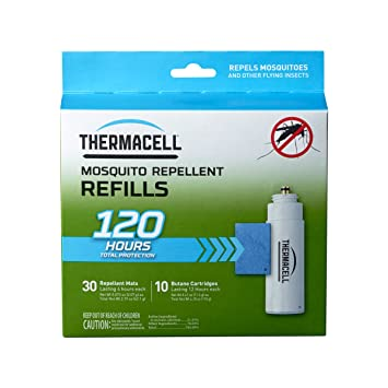 ThermaCELL Mosquito Repellent Refills NEW