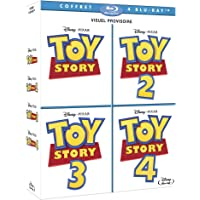 Toy Story 1 + 2 + 3 + 4