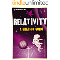 Introducing Relativity: A Graphic Guide (Introducing...) book cover