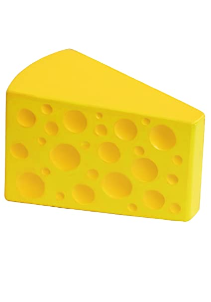 amazon com funcostumes foam block of cheese standard toys games